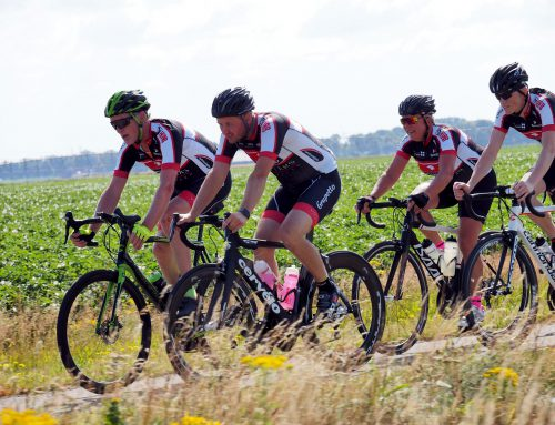 Grupetto gaat weer fietsen!