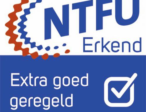 """Warx Classico Grupetto nu met NTFU-certificaat """"Extra goed geregeld"""""""